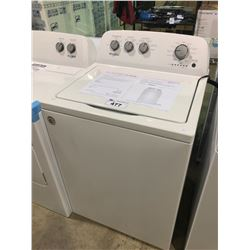 WHIRLPOOL WTW4855HW 4.4 CU.FT. TOP LOADING   CLOTHES WASHER