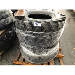 4 BRIDGESTONE FAST GRIP TRACTOR TIRES