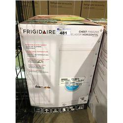 FRIGIDAIRE FFFCO5M2UW  HORIZONTAL 5.0 CU.FT. CHEST FREEZER