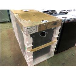 (BOXED)BOSCH SHS63VL6UC BLACK DISHWASHER