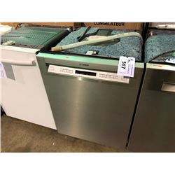 BOSCH SHE53TL5UC/07 STAINLESS STEEL DISHWASHER
