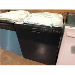 FRIGIDAIRE FFBD2412SB2A BLACK DISHWASHER