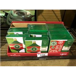 ASSORTED LOT OF 12 BOXES OF HOLIDAY GREETING CARDS