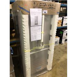 (BOXED)KITCHENAID KRFF300ESS STAINLESS STEEL FRIDGE WITH ROLL OUT FREEZER