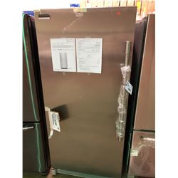(BOXED)KITCHENAID KRFF305ESS STAINLESS STEEL FRENCH DOOR  FRIDGE WITH ROLL OUT FREEZER