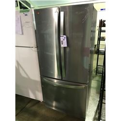 WHIRLPOOL WRF560SFHZ00 STAINLESS STEEL FRENCH DOOR FRIDGE WITH ROLLOUT FREEZER