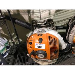 STIHL BR600 GAS POWERED BACKPACK BLOWER