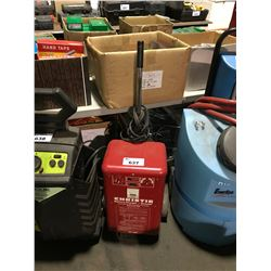 CHRISTIE INDUSTRIAL MOBILE BATTERY CHARGER