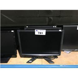 4 ACER COMPUTER MONITORS