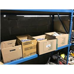 4 BOXES OF OFFICE & PHONE SYSTEMS