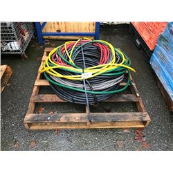 PALLET OF ASSORTED HOSE