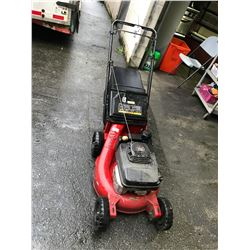 EXMARK GAS POWERED WALK BEHIND COMMERCIAL LAWNMOWER