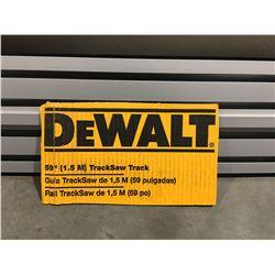 """DEWALT 59"""" TRACK SAW TRACK"""