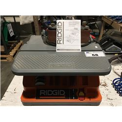 RIDGID OSCILLATING EDGE BELT/SPINDLE SANDER