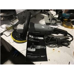 "MAXIMUM 7"" HEAVY DUTY POLISHER & SANDER"