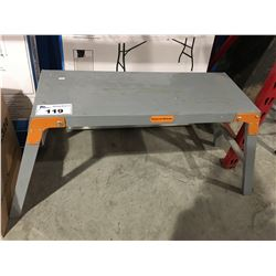 POWERSONIC METAL WORK BENCH