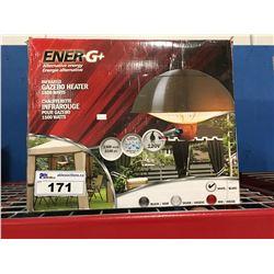 ENER-G + INFRARED GAZEBO HEATER