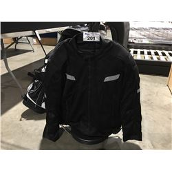 MILWAUKEE PERFORMANCE GUN POCKET MOTORCYCLE JACKET SIZE XXL