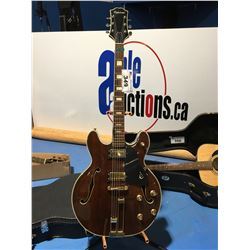 EPIPHONE EA-255 CASINO 1970 WALNUT ELECTRIC GUITAR SN# 7610269 MADE IN JAPAN COMPLETE WITH