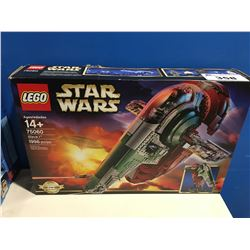 LEGO STAR WARS SLAVE ONE SET