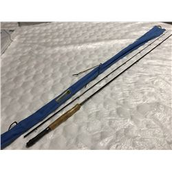 FISHERMANS FLY ROD WITH CLOTH CASE