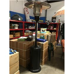 PARAMOUNT OUTDOOR PATIO PROPANE HEATER BLACK