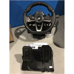HORI RACING WHEEL APEX FOR PLAYSTATION 4, 3 & PC