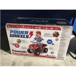 KAWASAKI POWER WHEELS