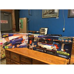 GROUP OF 2 NERF N-STRIKE TOY GUNS