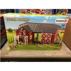 SCHLEICH FARM WORLD TOY SET