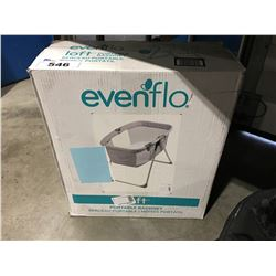 EVENFLO PORTABLE BASSINET