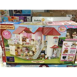 CALICO CRITTERS LUXURY TOWN HOME GIFT SET