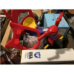 PALLET LOT OF ASSORTED STORE ITEMS