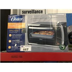 OSTER DIGITAL COUNTER TOP OVEN