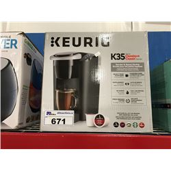 KEURIG K35 CLASSIC COFFEE MAKER