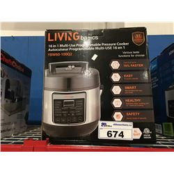 LIVING BASICS PRESSURE COOKER