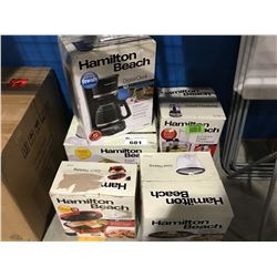 GROUP OF 5 HAMILTON SMALL KITCHEN APPLIANCES