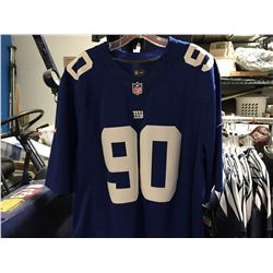 NIKE NFL NEW YORK GIANTS  # 90 PIERRE-PAUL JERSEY SIZE M