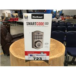 KWIKSET SMART CODE TOUCH PAD ELECTRONIC DEAD BOLT
