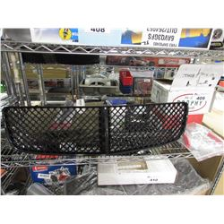 CAR GRILL, CAR MATS, STAKE POCKET CAMPER TIE DOWN, ASSORTED AUTOMOTIVE PARTS