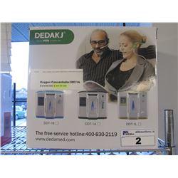 DEDAKJ OXYGEN CONCENTRATOR DDT-1A