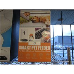 WI-FI SMART PET FEEDER