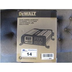 DEWALT 1000W POWER INVERTER MODEL DXAEPI1000