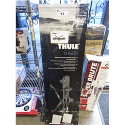THULE T2 PRO XT PLATFORM HITCH MOUNT BIKE CARRIER