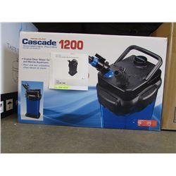 PENN-PLAX CASCADE 1200 GPH CANISTER FILTER