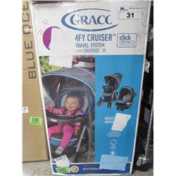GRACO COMFY CRUISER TRAVEL SYSTEM