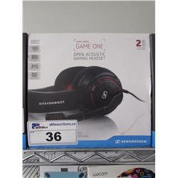 SENNHEISER GAME ONE GAME SERIES HEADSET