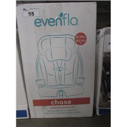 EVENFLO CHASE HARNESS BOOSTER SEAT