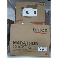 BRITAX MARATHON CLICKTIGHT INFANT/CHILD CAR SEAT