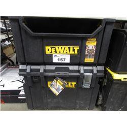 DEWALT TOOLBOX & DEWALT TOUGHSYSTEM DS280 TOTE